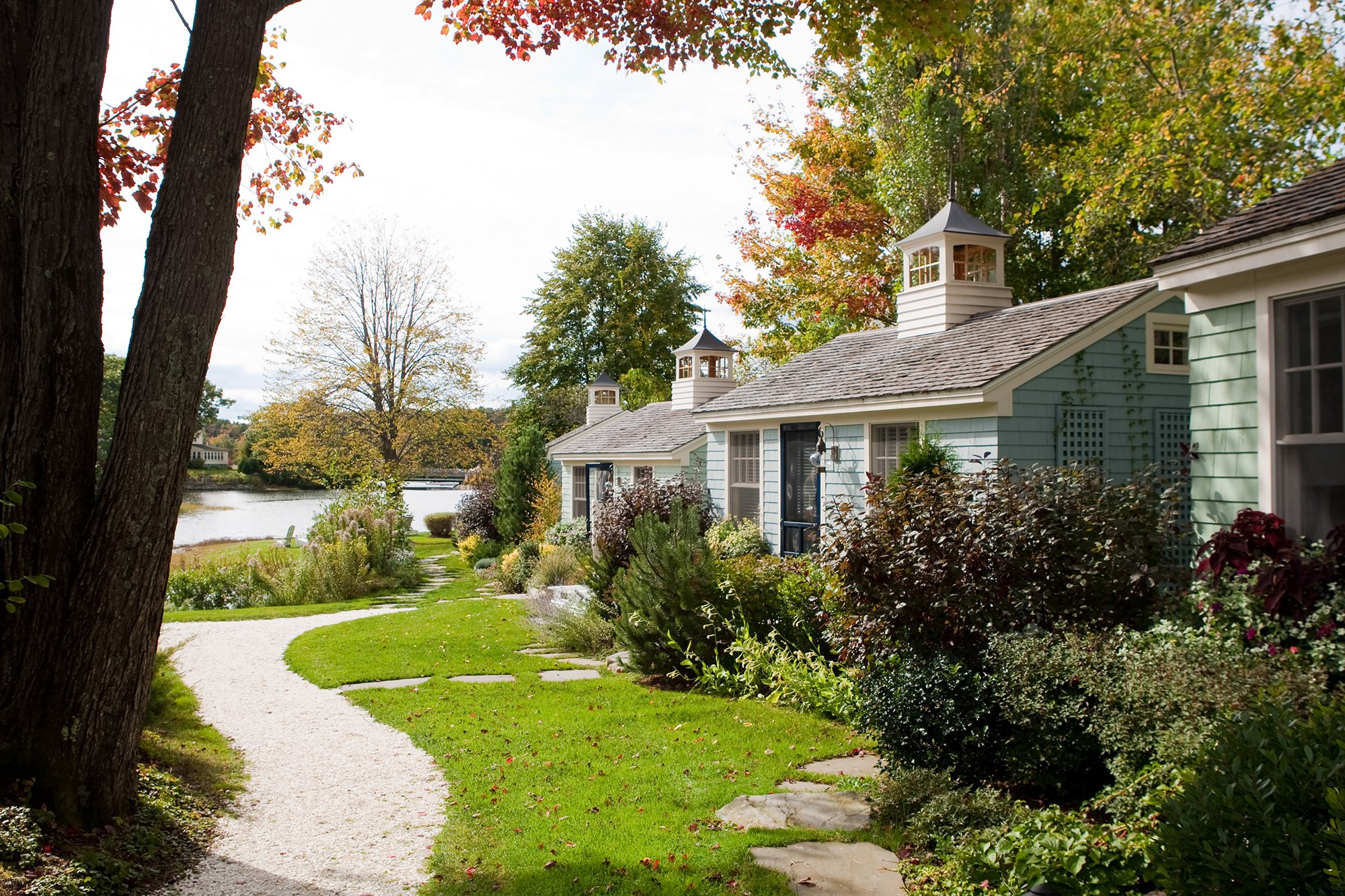 The Cottages at Cabot Cove in Kennebunkport, Maine