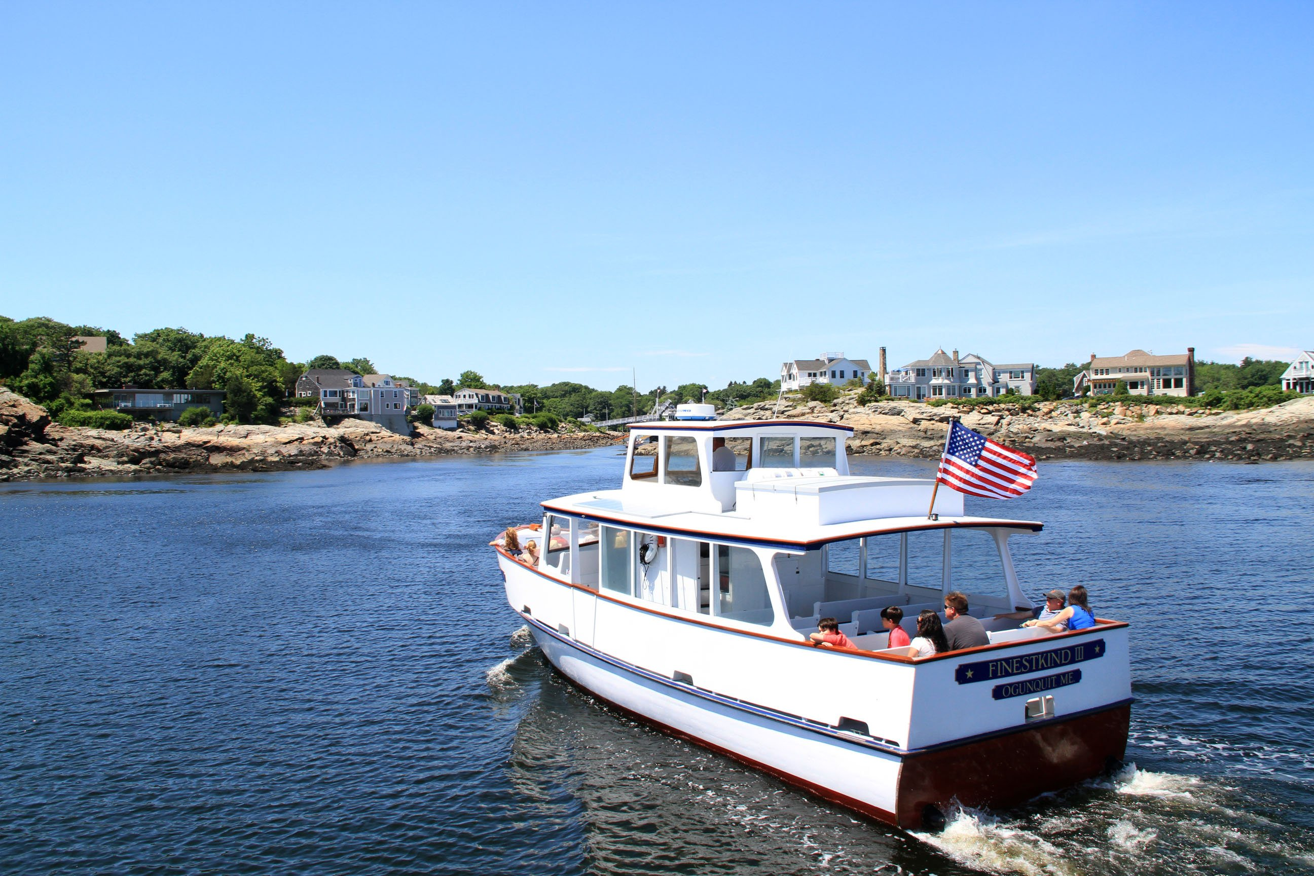 Perkins Cove Boat Tour