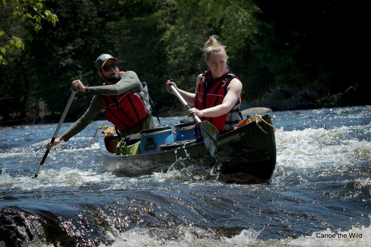 Canoeing optional Little Falls