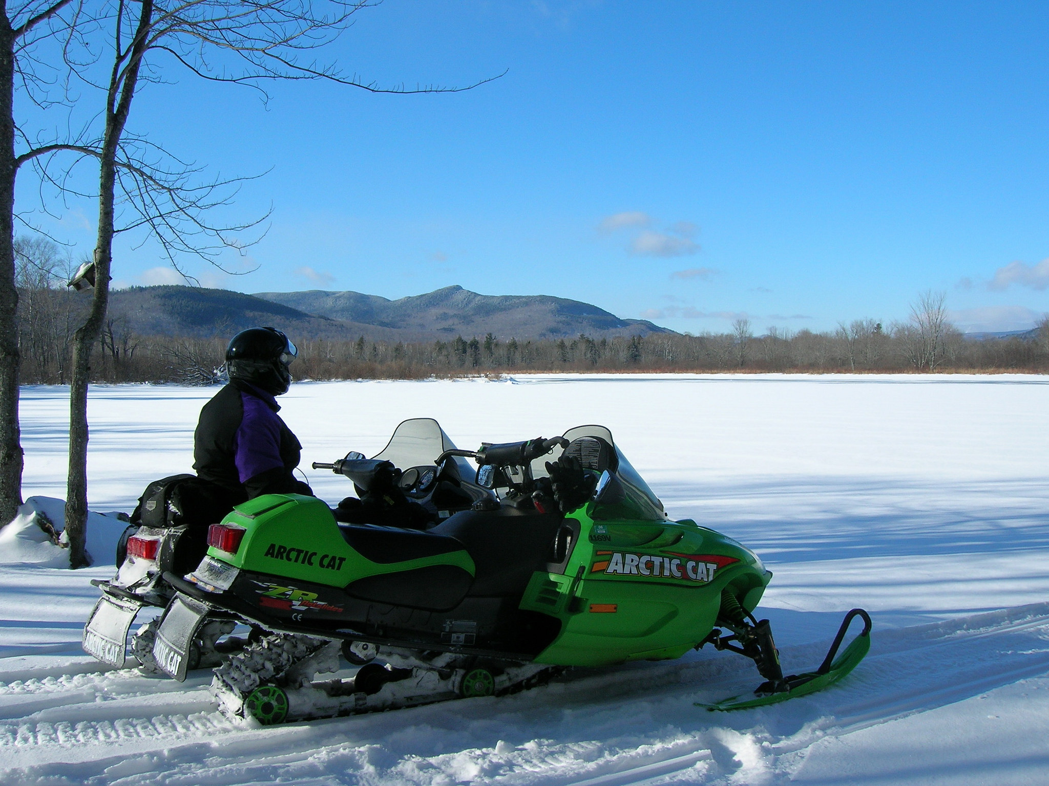 Snowmobile Clubs