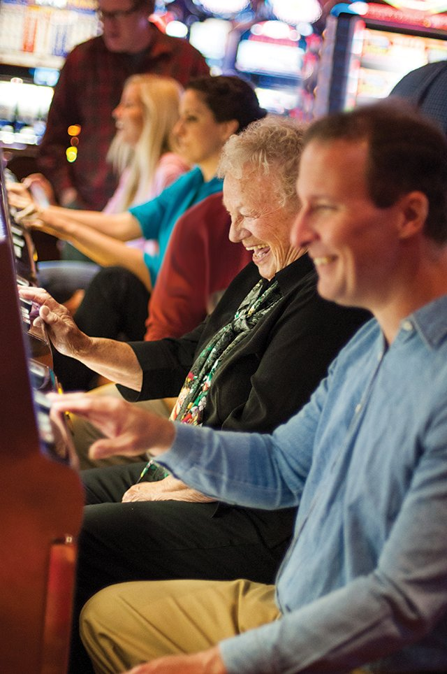 Oxford Casino features over 850 slot games!