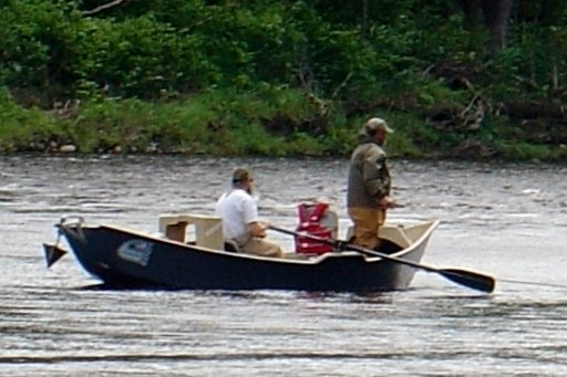 Float stocking  with Locke Mtn Drift boat
