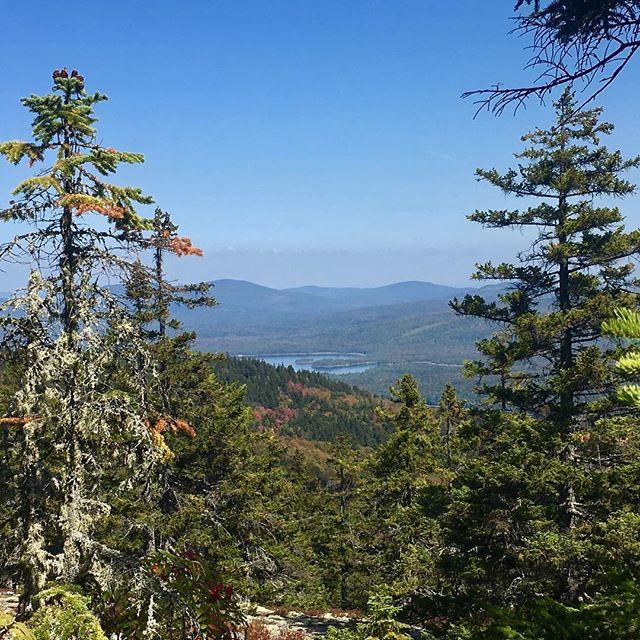 View of the Bigelow Range