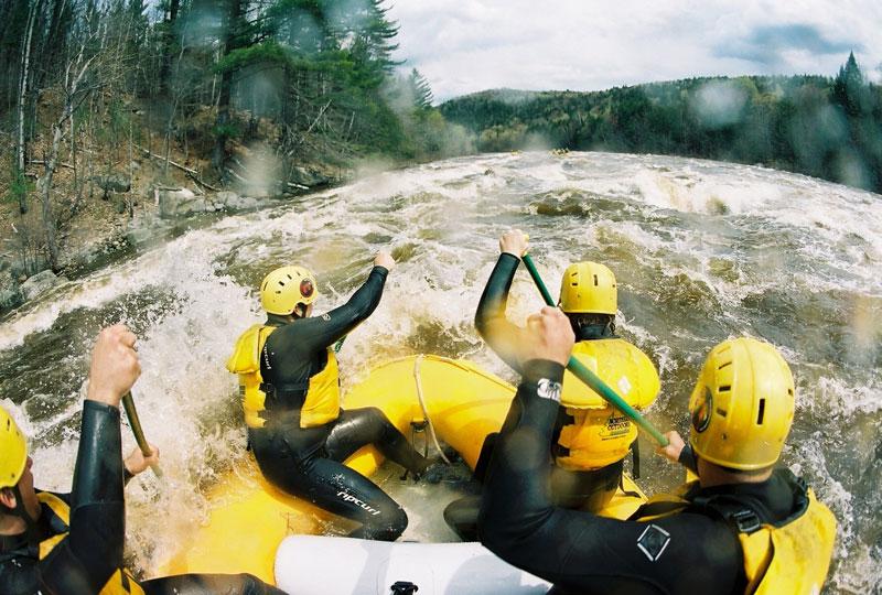 Dead River Release Event - Saturday, September 16th: 3500 cfs - Summer Flow Trip