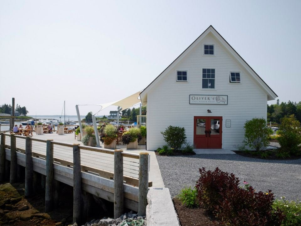 Oliver's at Cozy Harbor is a quintessential Maine experience not to be missed!