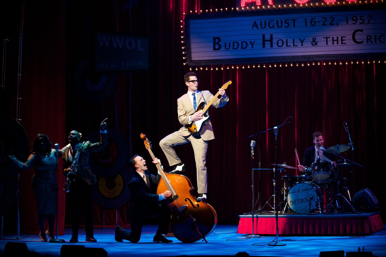 Buddy: The Buddy Holly Story, 2014