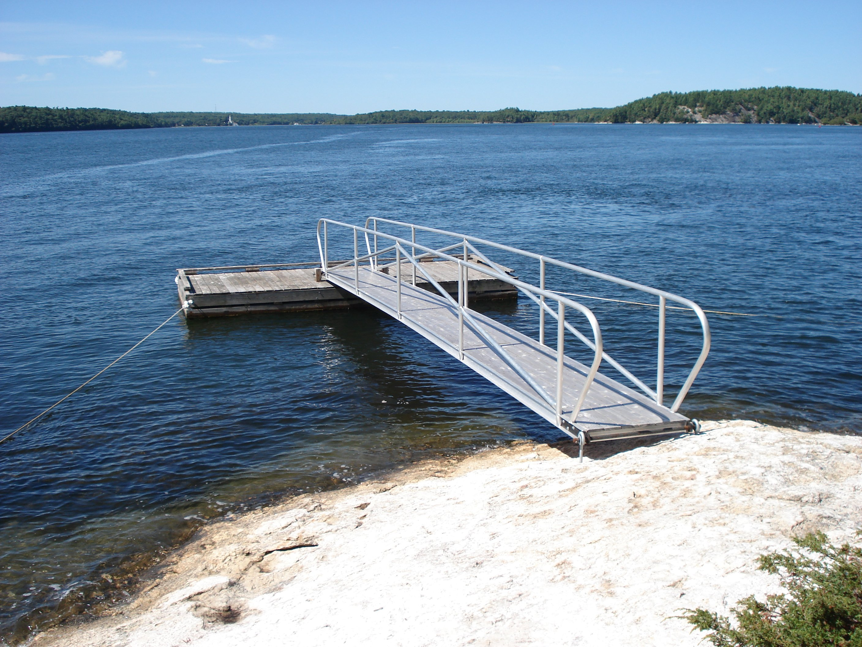 White Rocks Dock
