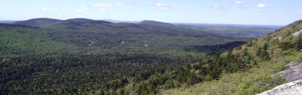 Donnell Pond Public Reserved Land