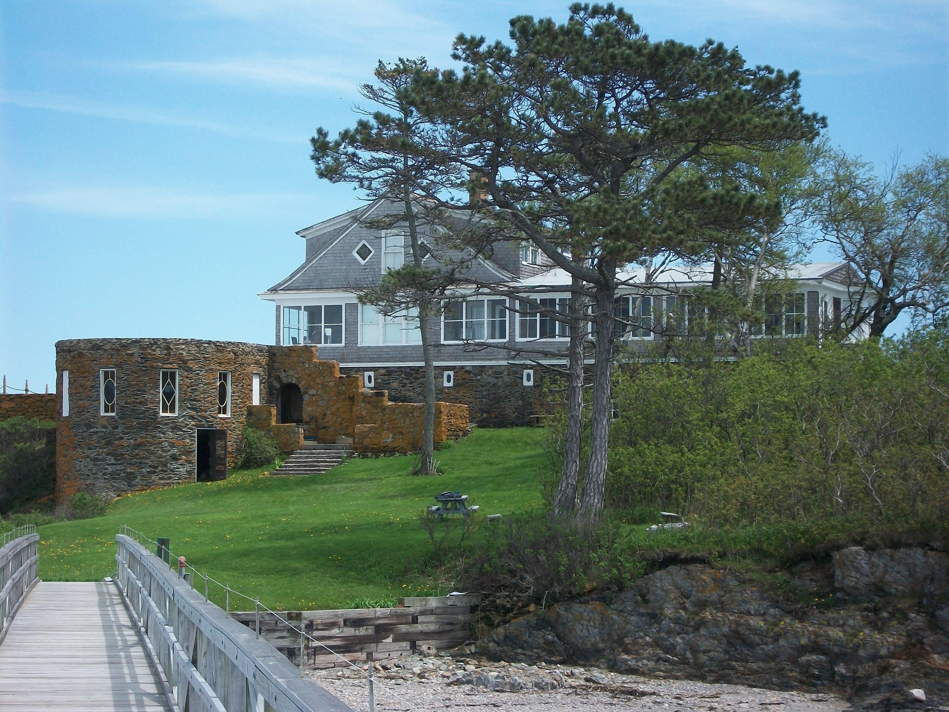 Eagle Island State Historic Site