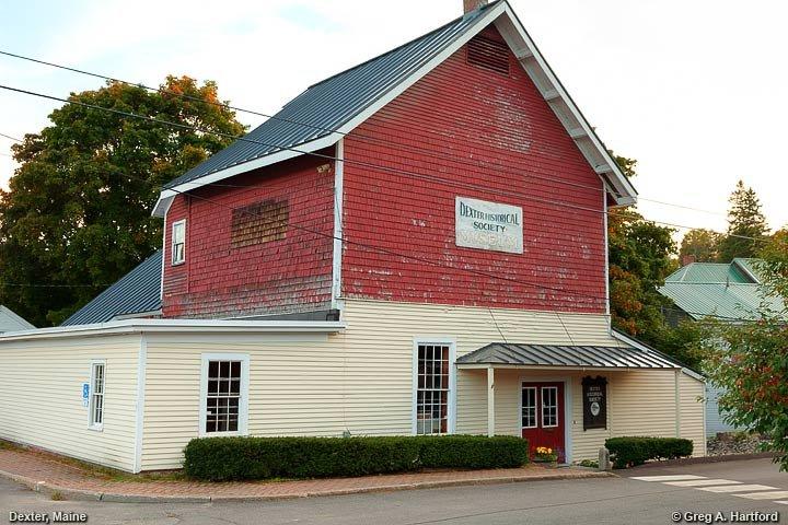Dexter Grist Mill Museum Campus