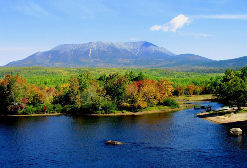 Scenic Drives in The Maine Highlands