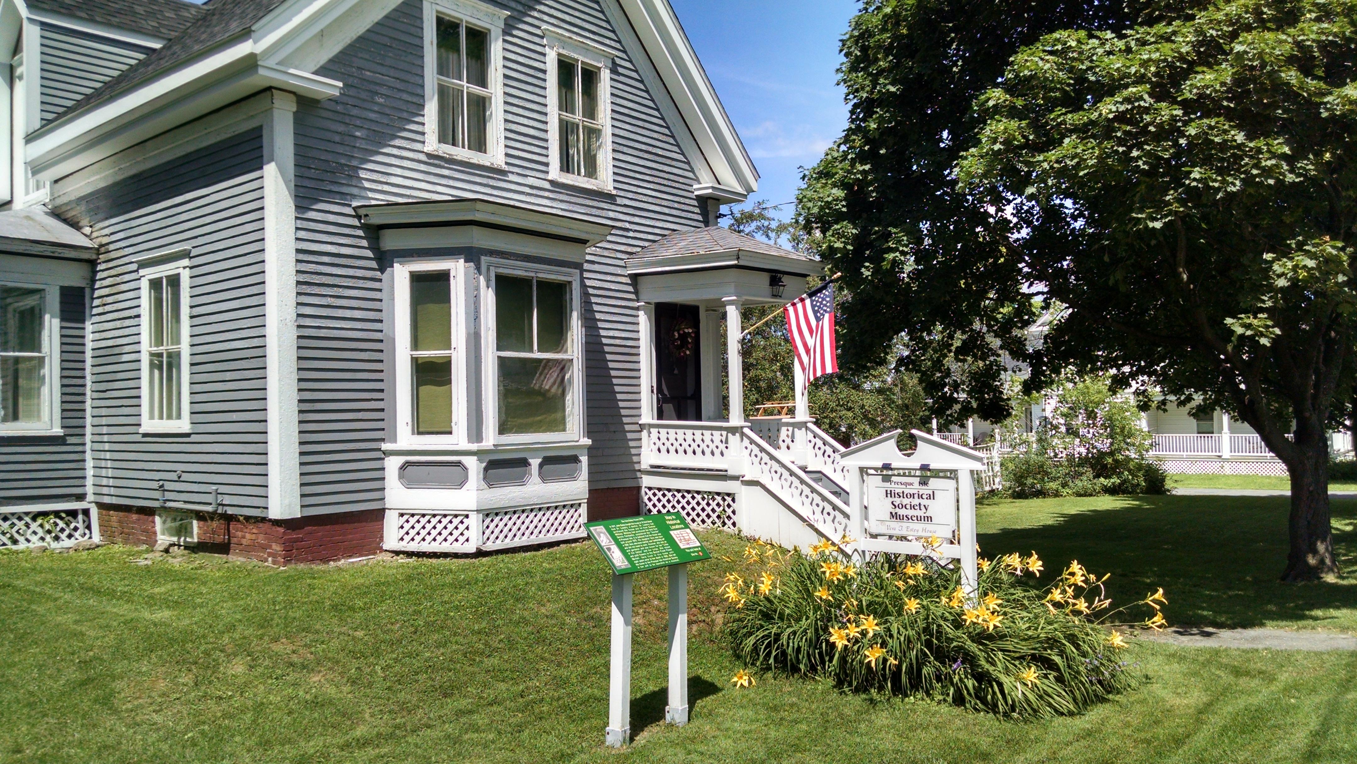 The 1875 Vera Estey House Museum