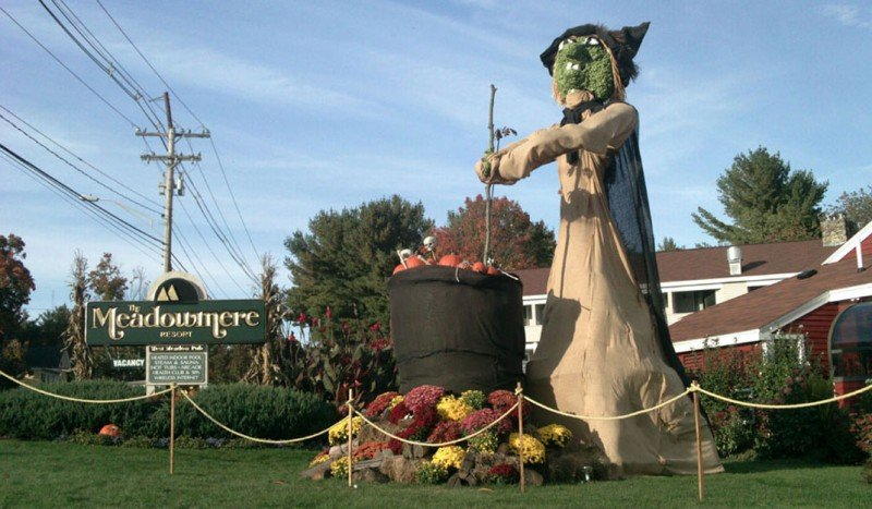 Fall festival packages at Meadowmere Resort Ogunquit Maine