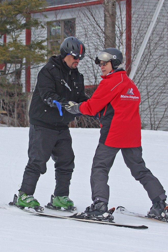 Photo courtesy of Maine Adaptive Sports & Recreation