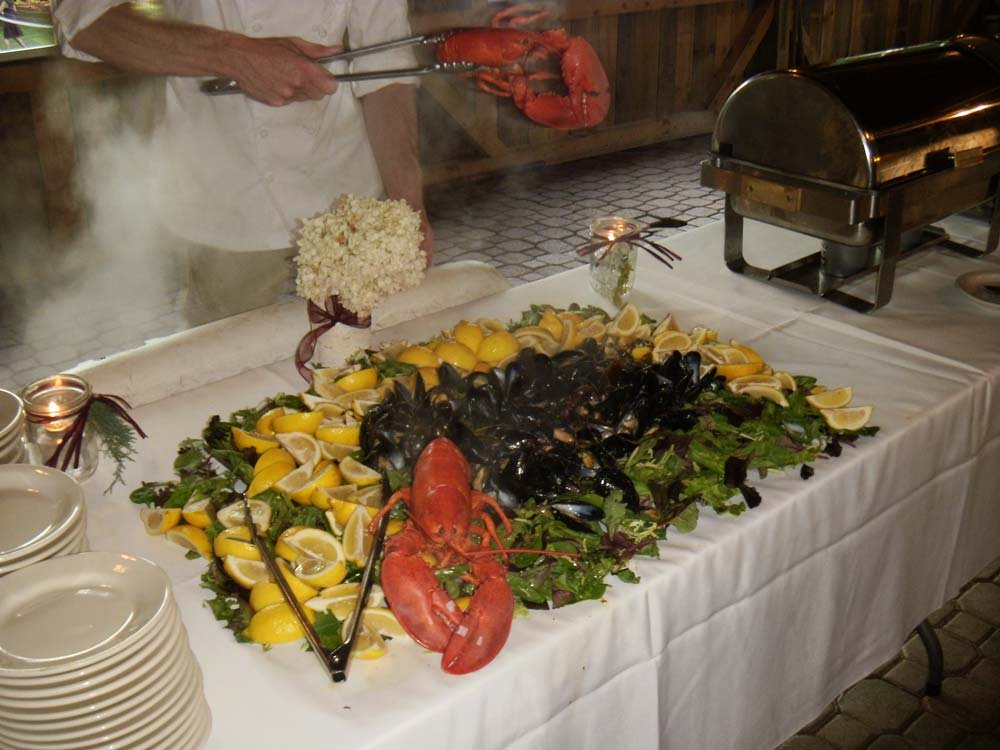 Did we mention fully catered, gourmet feasts at adventure weddings?