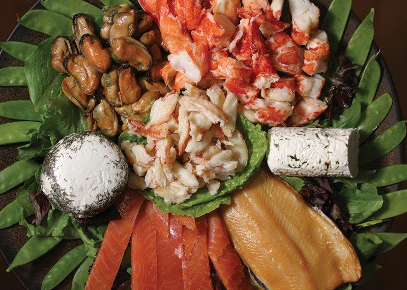 Maine-style Chef's Salad