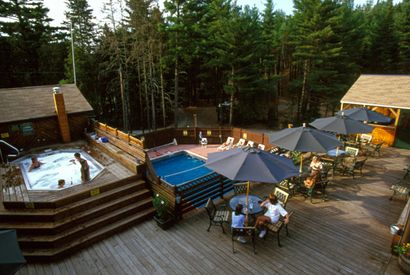 Outdoor Adventure Resorts