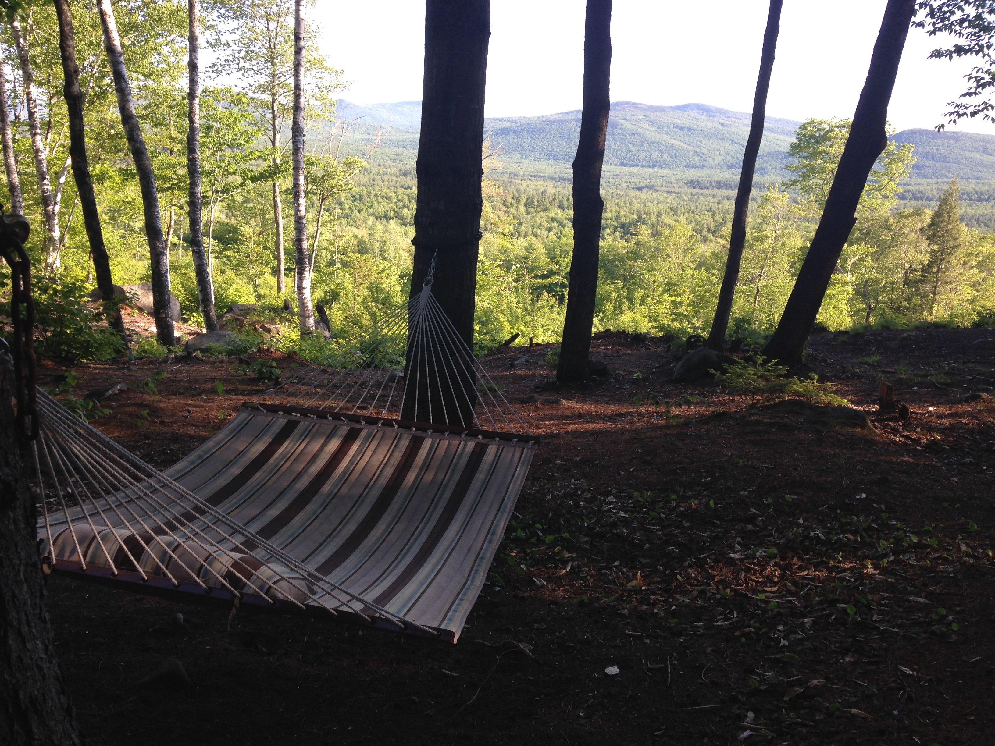 Hammock with your name on it