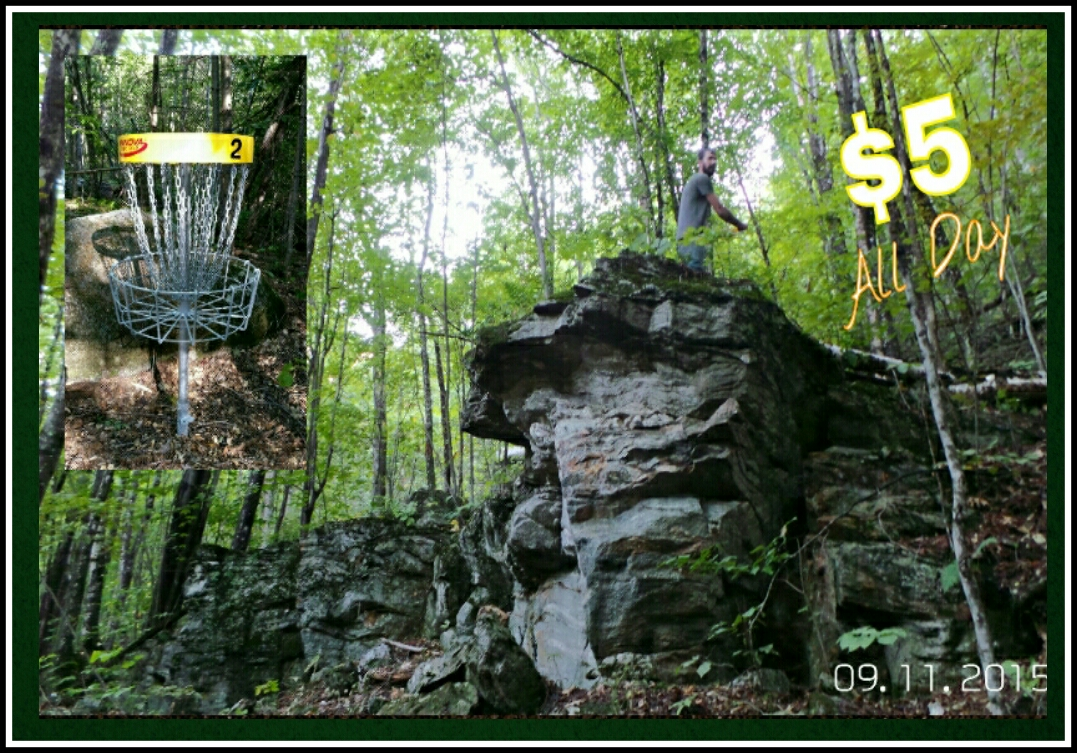 TimberStone  Adventures, Inc. - Treehouse Rentals & Disc Golf
