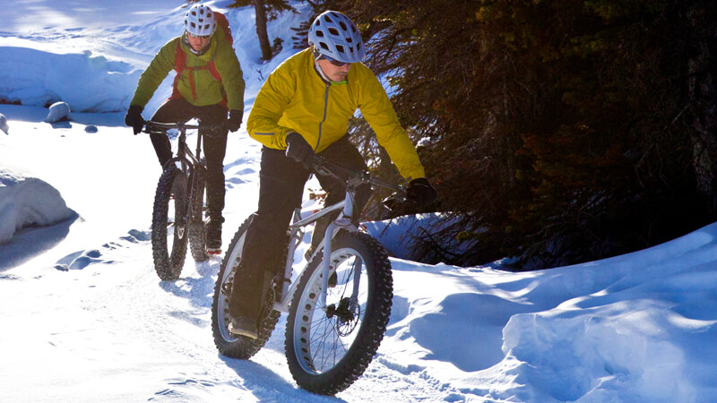 A Grand Intro to Fat Biking in Maine's Lakes and Mountains (And Why Everyone Should Try it)