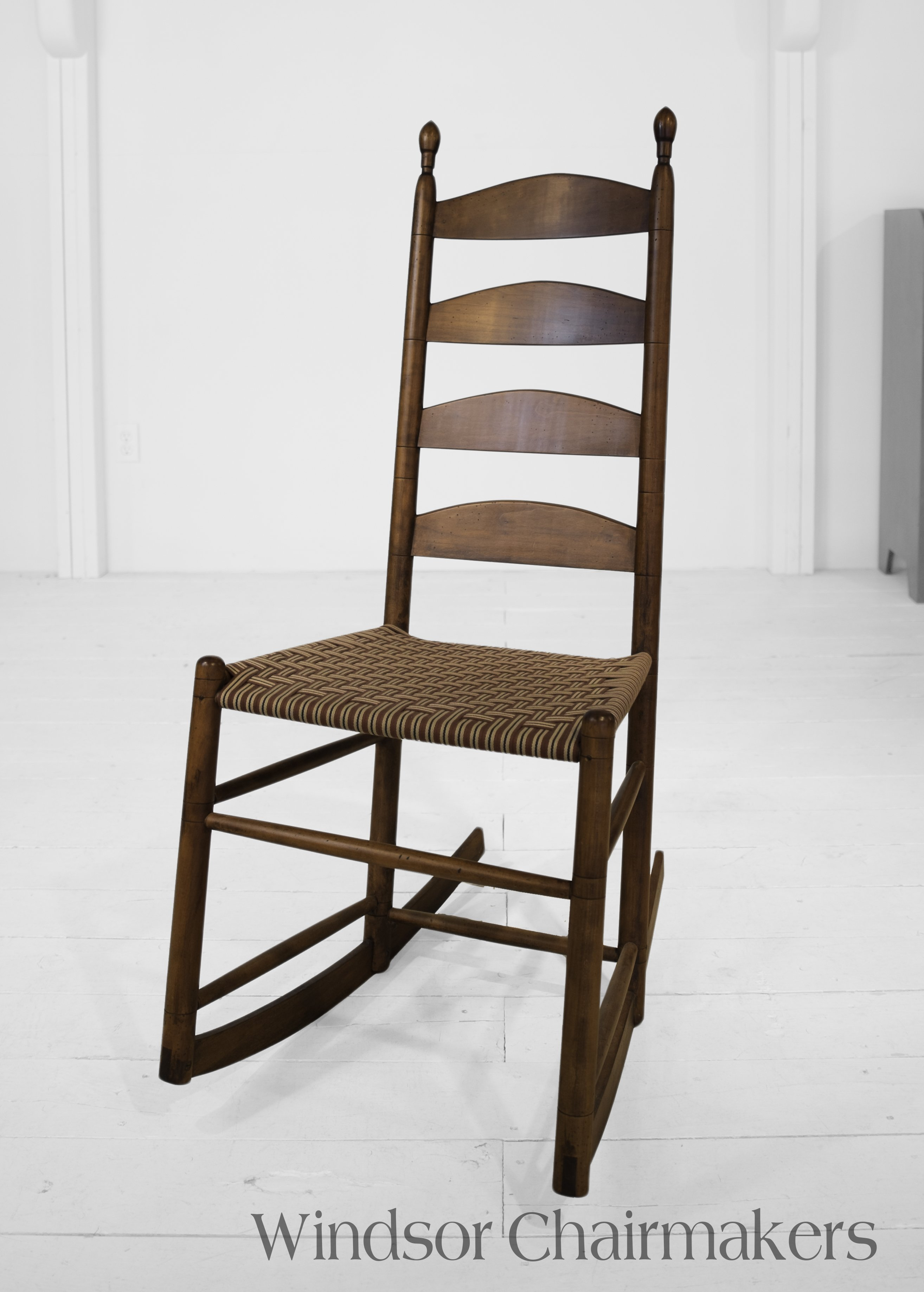 Four Slat Shaker Side Rocker