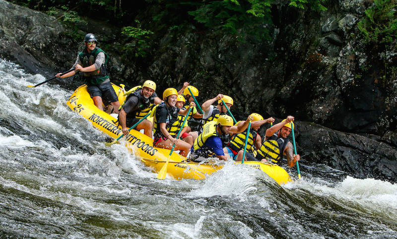 Northern Outdoors Rafting & Adventure Resort - Visit Maine
