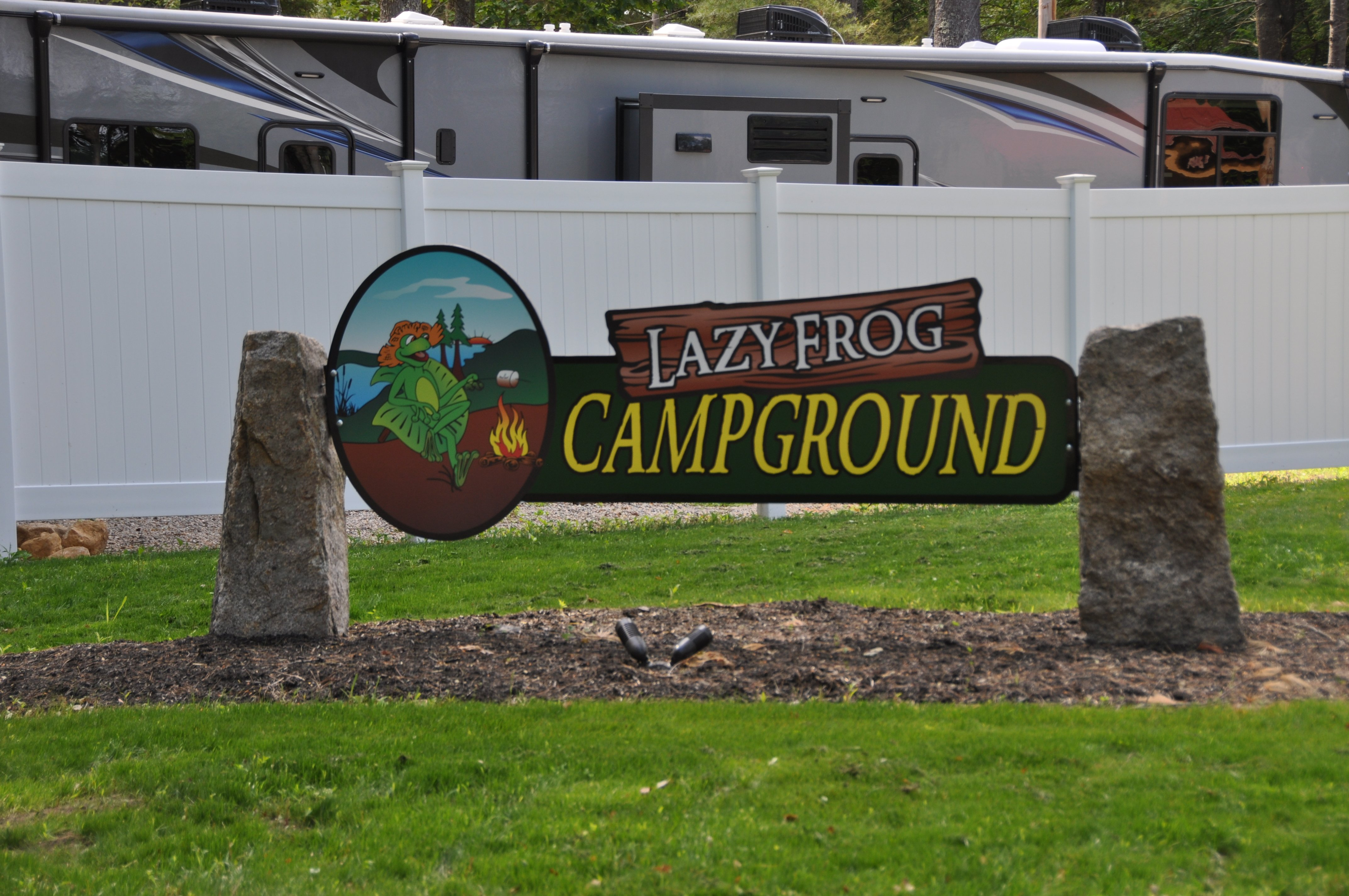 We invite you to stay a day, a week, a month or a season. Experience camping in popular Southern Maine woodlands.