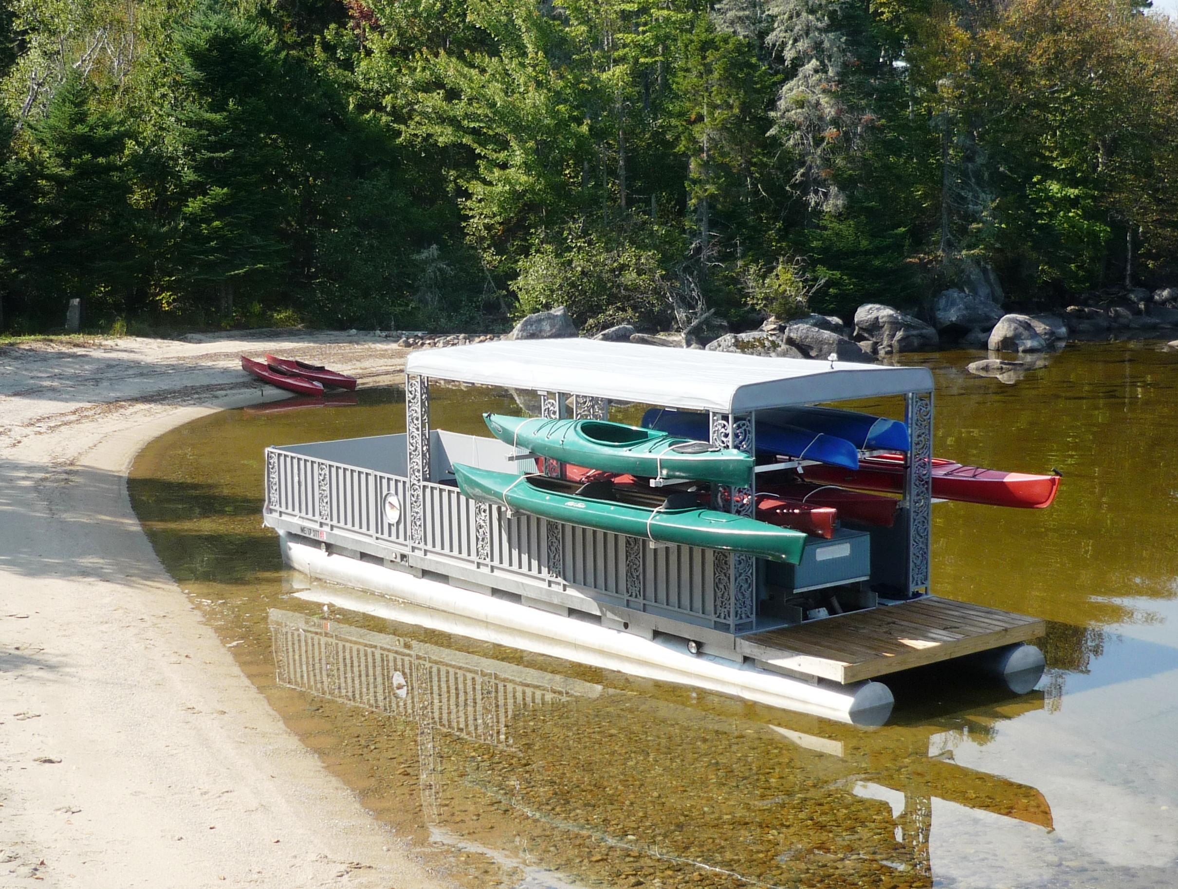 Mothership Kayaking Excursions