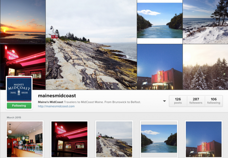 @MainesMidCoast on Instagram