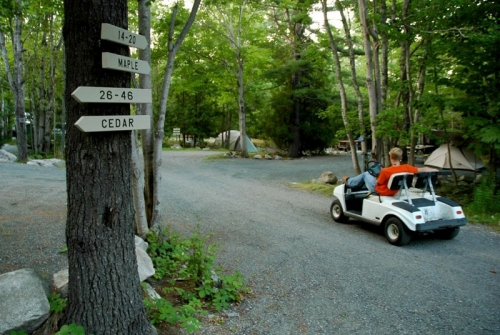 Campgrounds & Camping