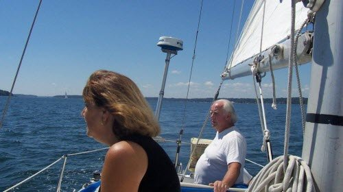 Day Sails allow you to explore the many islands of Casco Bay