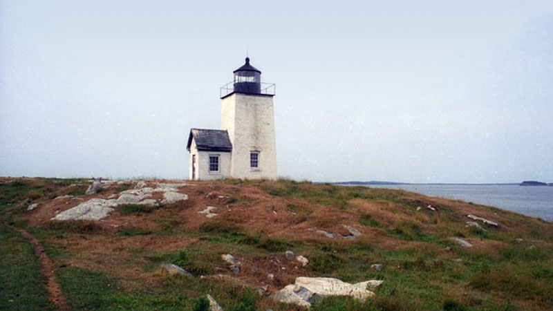 Nash Island Light
