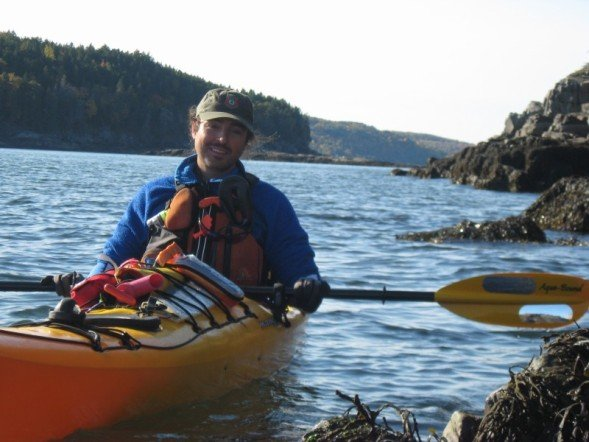 Your friendly neighborhood kayak guide