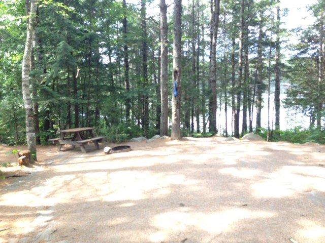 Regular Campsite/tentsite
