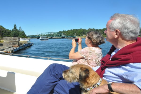 Pet Friendly at Spruce Point Inn Resort, Maine