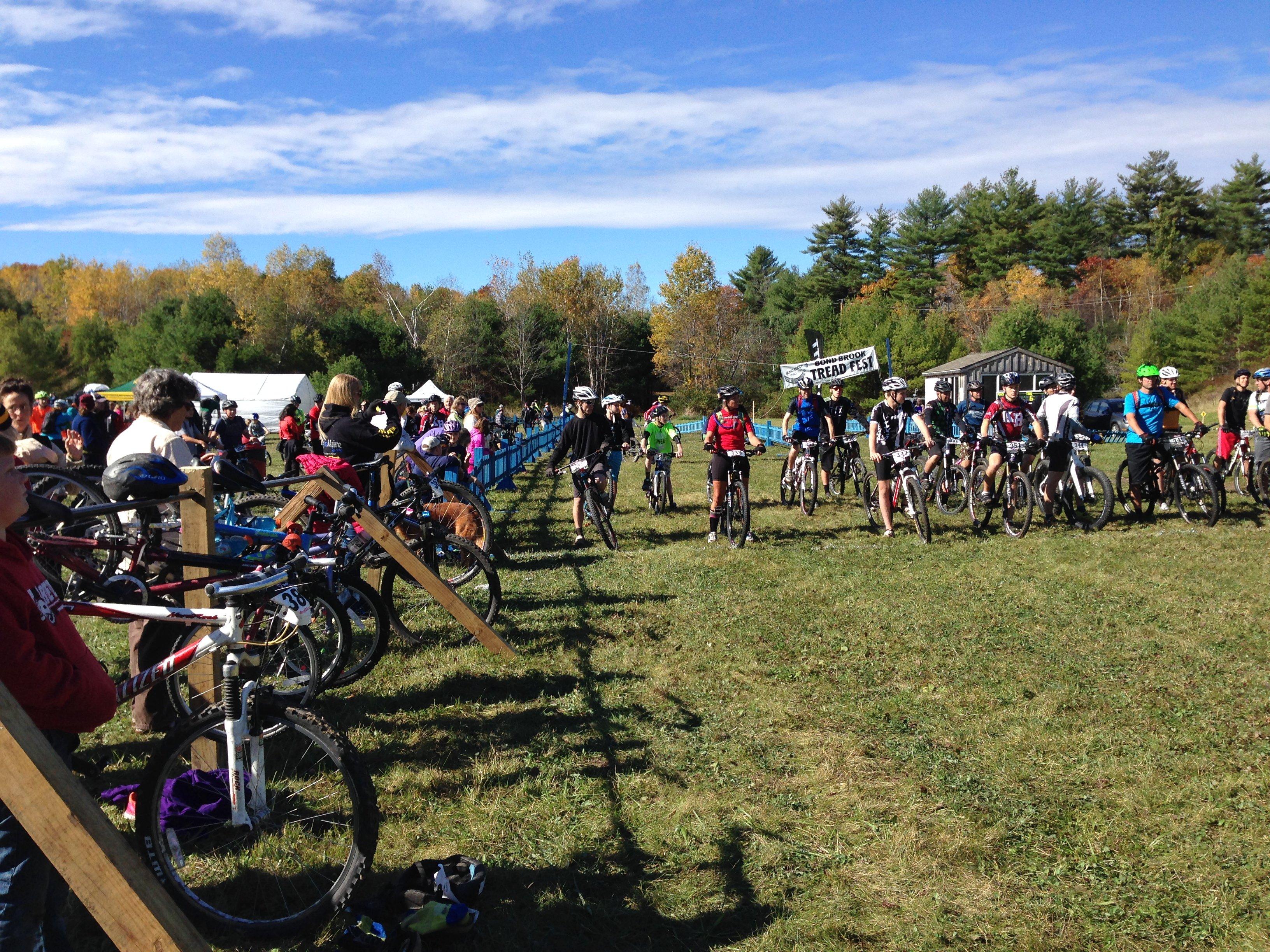Local bike event