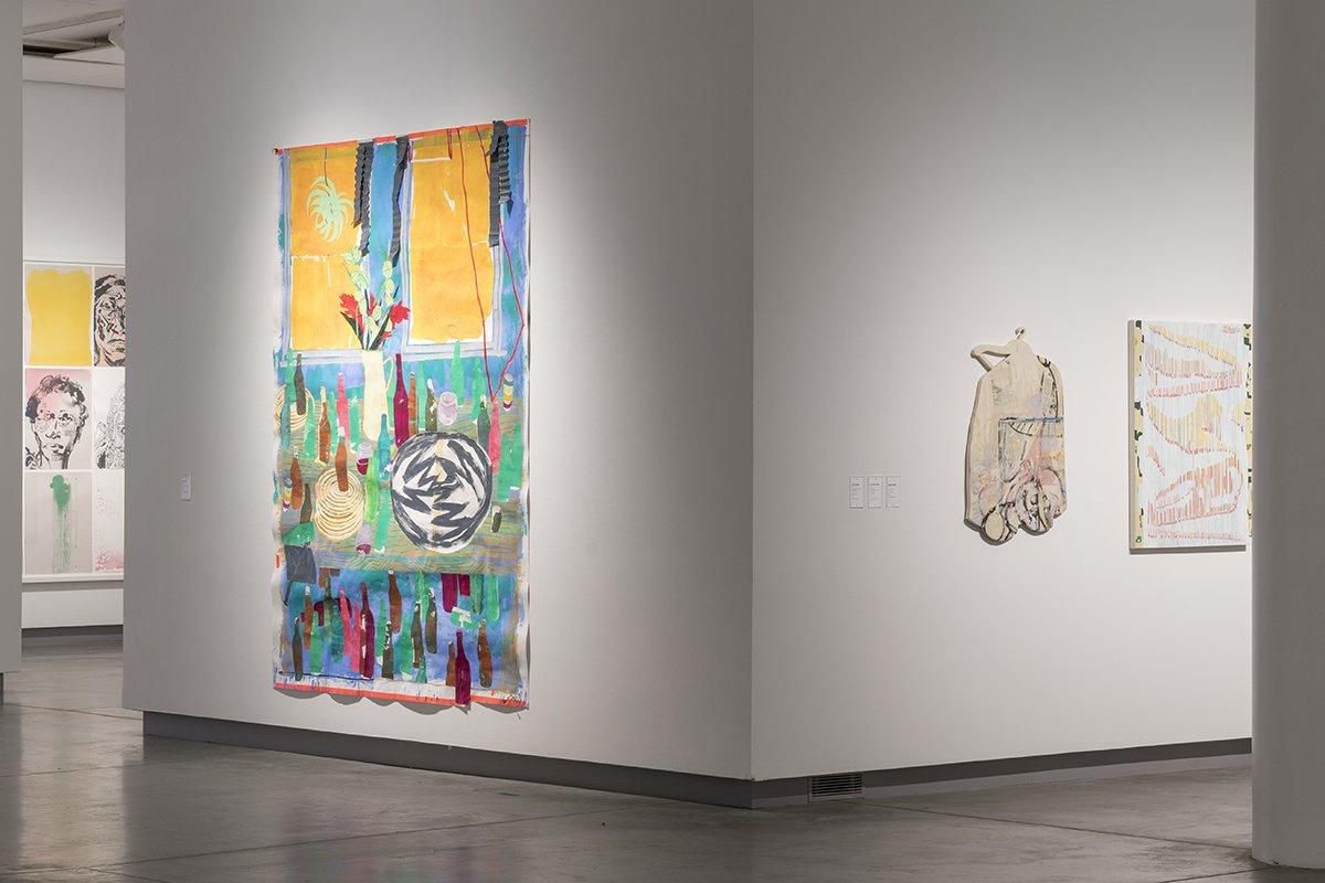 Exhibition: 'American Genre: Contemporary Painting'