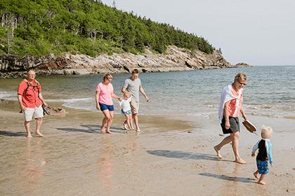 Activities in Acadia