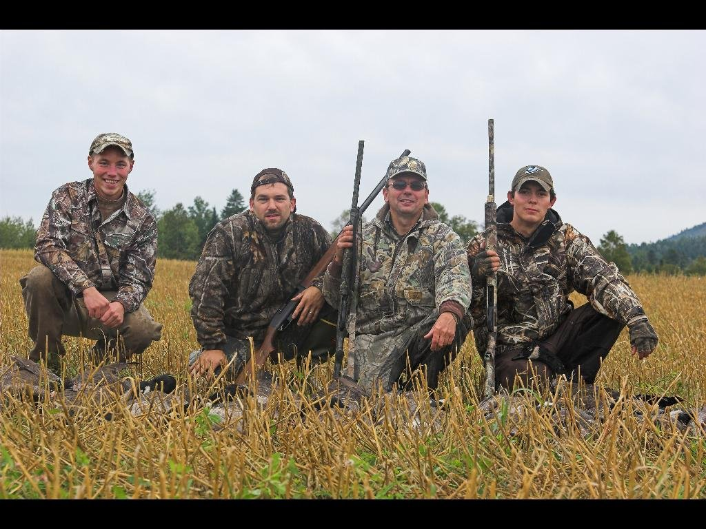 Waterfowl Hunting - Action packed September Hunts