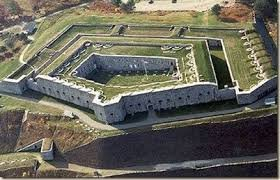Fort Knox from the air.