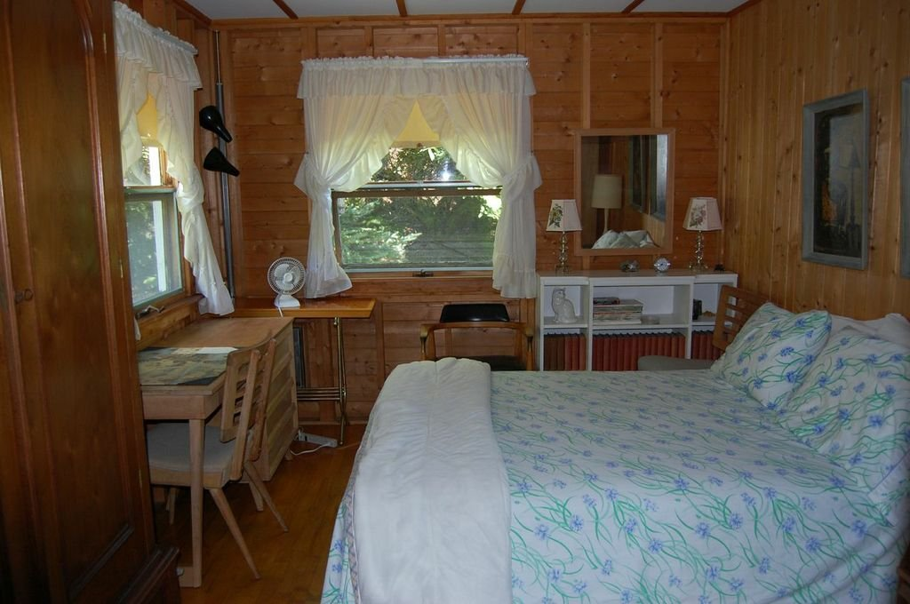 "The ""Little Room"" - double bed."