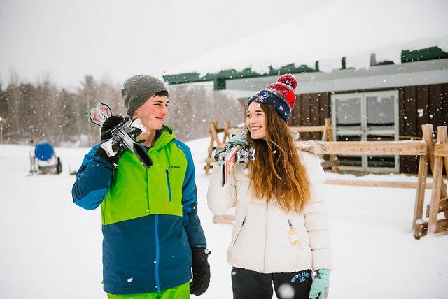 Downhill Ski & Snowboard