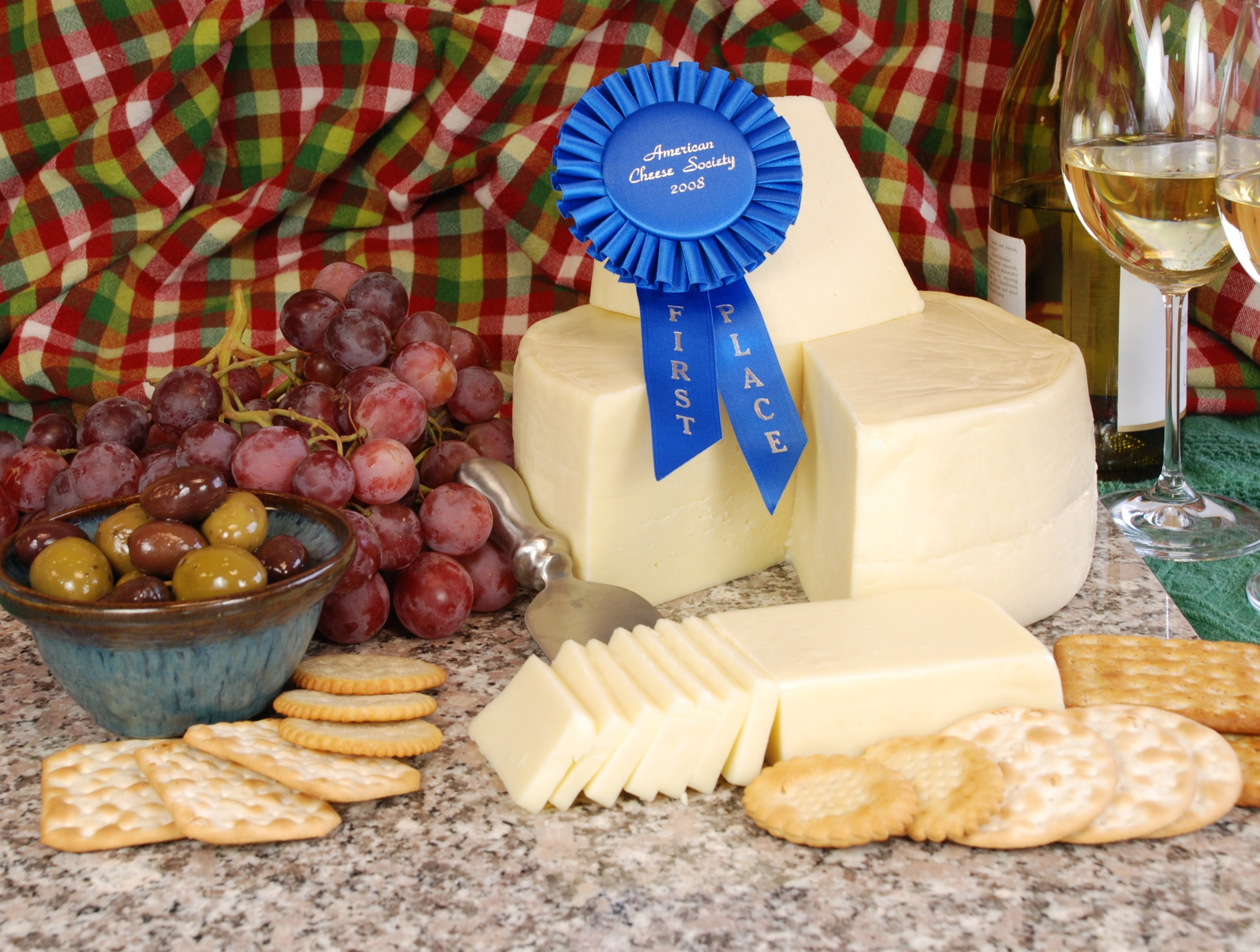 Our award winning cheeses!