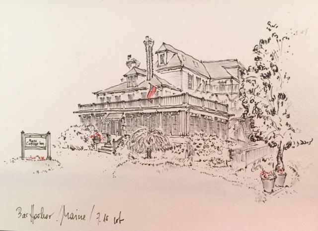 Bass Cottage Inn, Bar Harbor