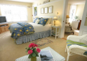 'Rachel's Suite' large, comfy room dedicated to Rachel Carson