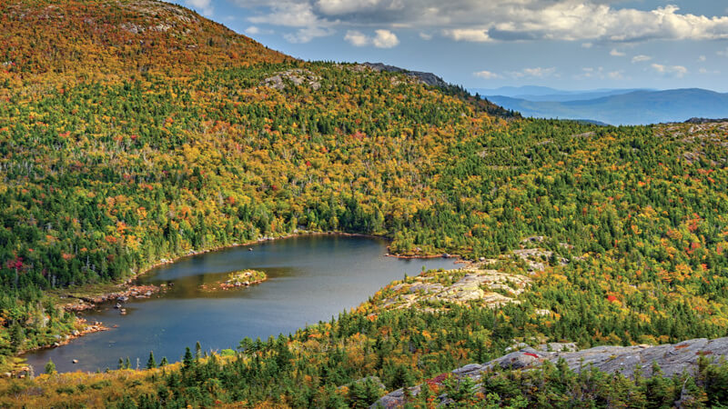 Peak Bagging in Maine's Lakes and Mountains: How to Summit 10 of Maine's 4,000-FT+ Peaks