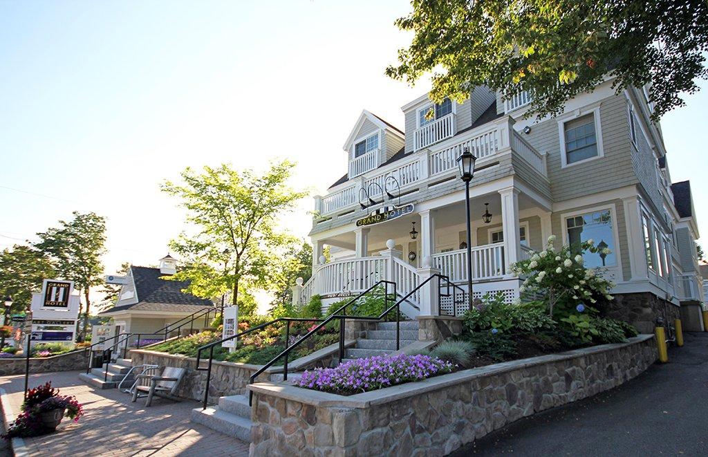 Grand Hotel in Kennebunk, Maine
