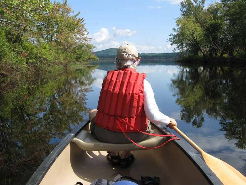 guided canoe adventures