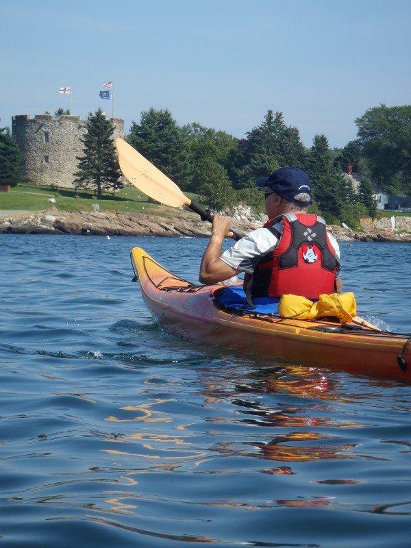 Fort William Henry Half Day Kayaking Trip
