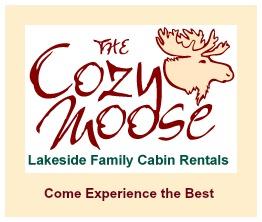 Winter Activities Moosehead Lake - Cozy Moose Lakeside Cabin Rentals